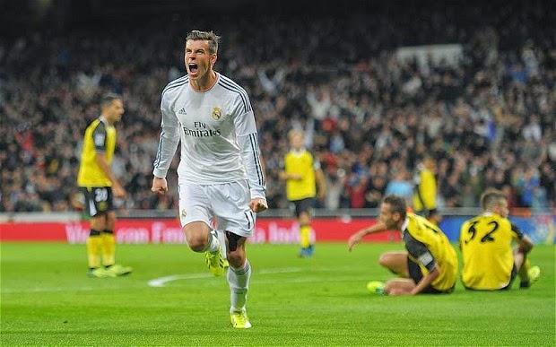 Gareth Bale (2-0) Jornada 33 - 12/04/2014