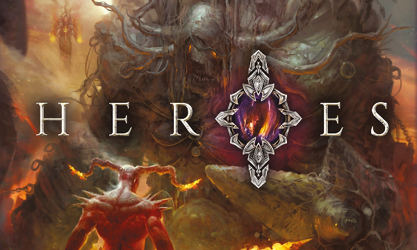 Heroes Herosi board game review