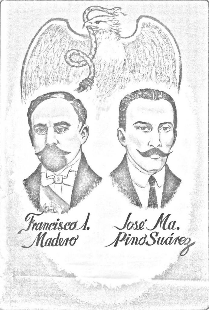 La Revolucin Mexicana  Dibujos para Colorear  Ciclo Escolar
