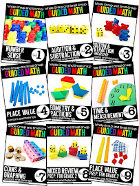 Guided Math Lesson Plans