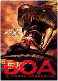 Download - Boa e Cobra Assassina DVDRip - AVI - Dual Áudio