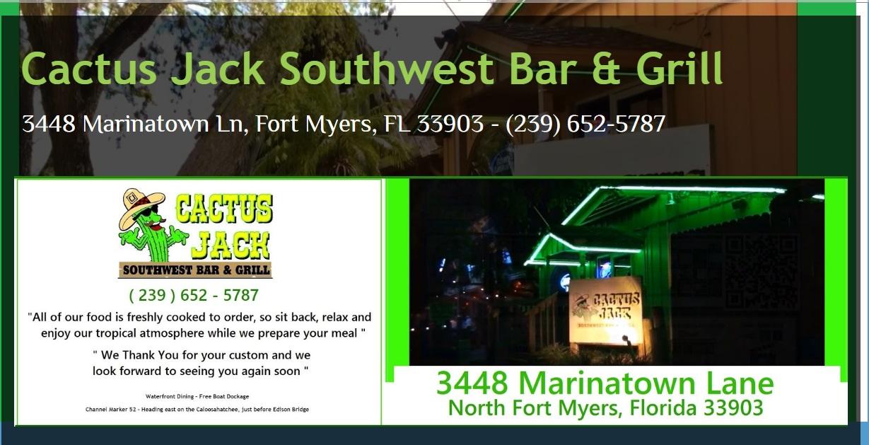 Cactus Jack Southwest Bar & Grill