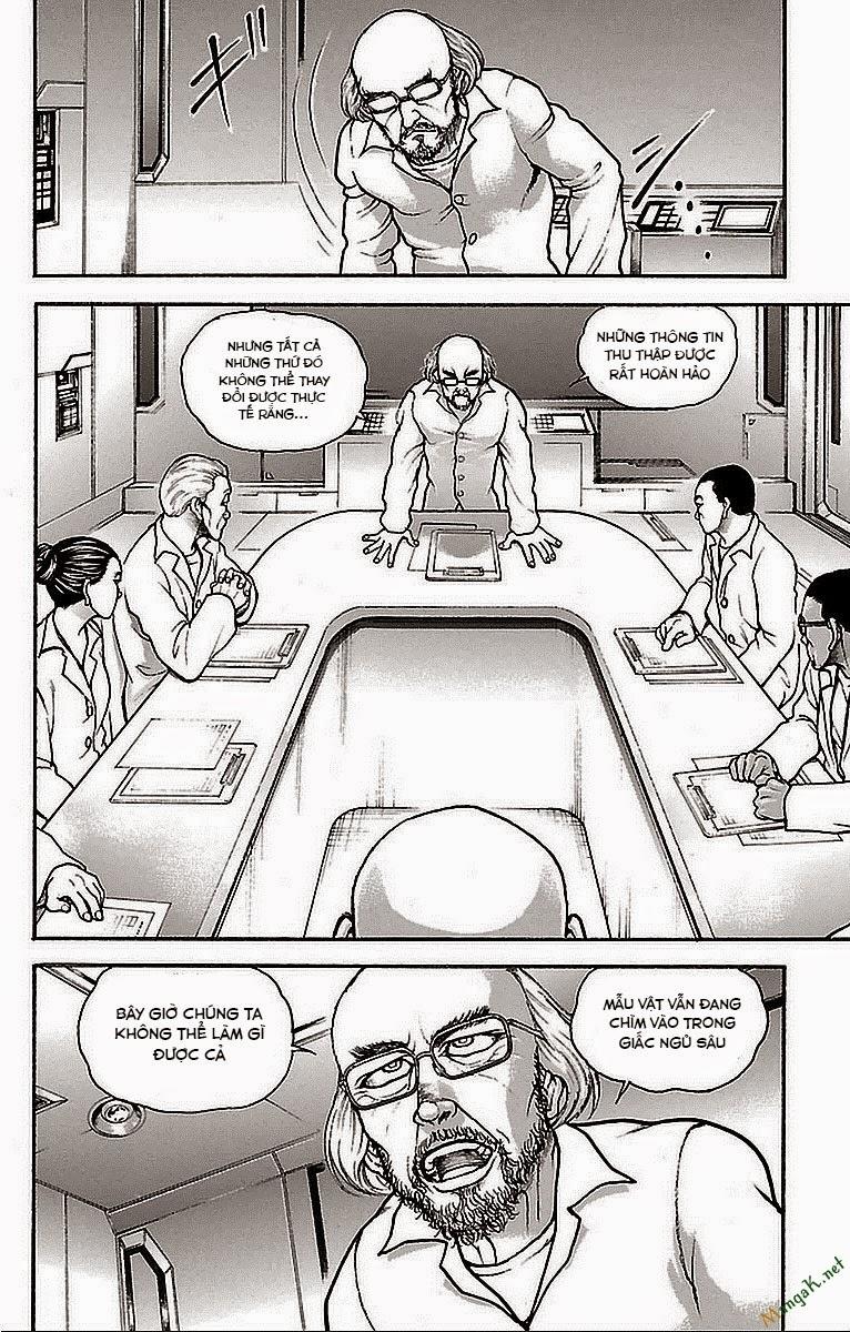 Baki Dou chap 11 Trang 18