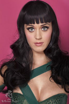 Katy Perry Posing in Party