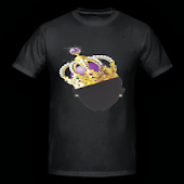 I AM ROYALTY TEE