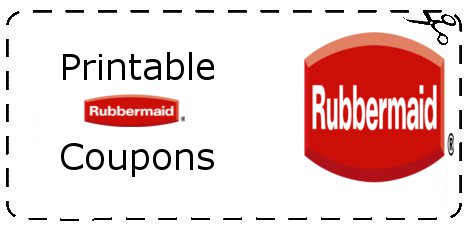 Rubbermaid coupons printable grocery coupons