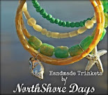 Beautiful, Handmade Trinkets by Natalie of Northshore Days Now Available on Etsy