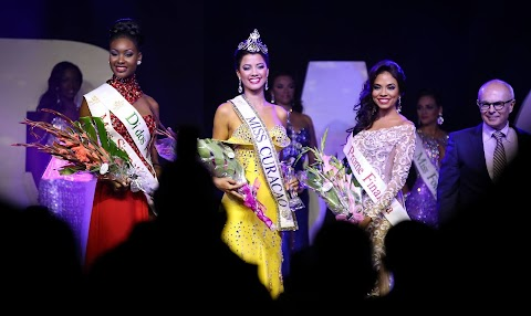 Miss Curaçao 2015