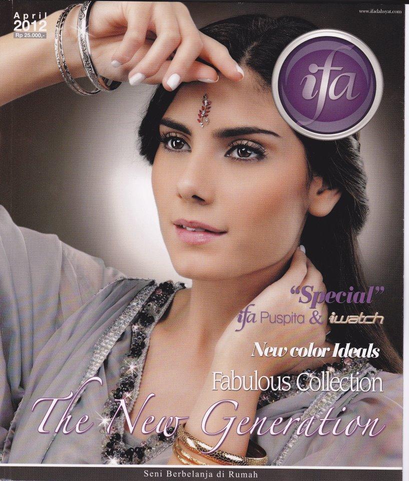 Katalog IFA Fashion APRIL 2012 IFA Dahsyat