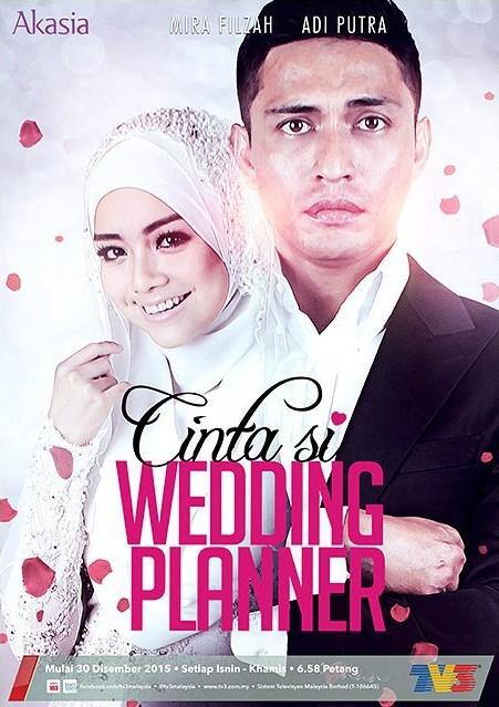 Masa Untuk Menonton Cinta Si Wedding Planner - Episod 10
