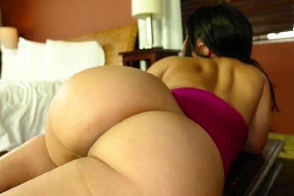 Pinky Big Ass Booty