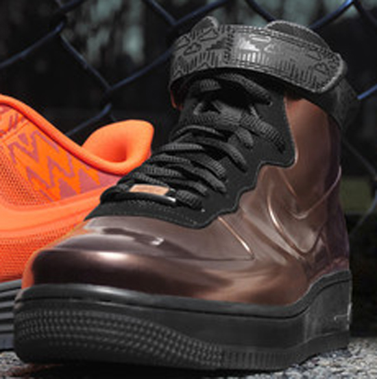 premium selection 672b9 70181 nike air force 1 foamposite bhm cheap – Whippanong Library