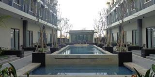 Hotel di Kota Praya Lombok Tengah