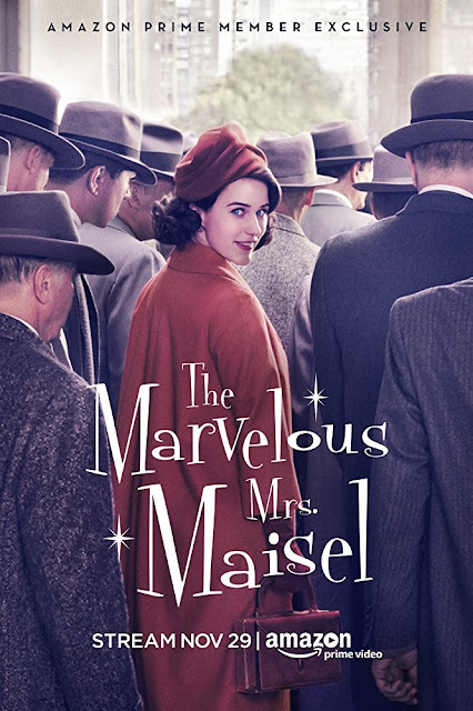 The Marvelous Mrs. Maisel (2017-) ταινιες online seires oikamenoi greek subs