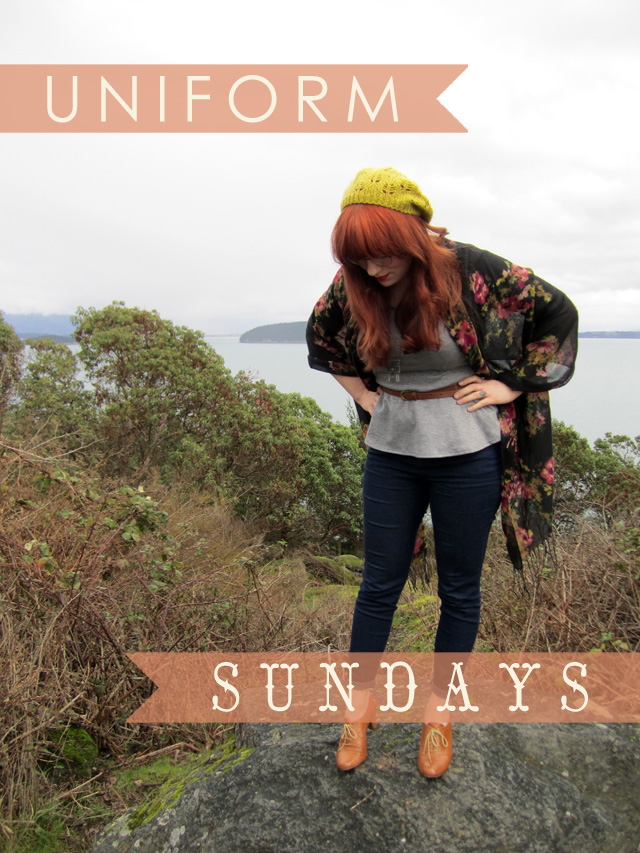 A Wayward Wind - Uniform Sundays - Anacortes