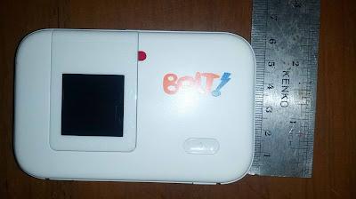 Review Modem Bolt Super 4G Slim Huawei E5372s