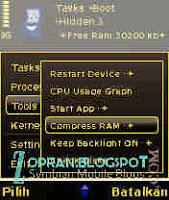 aplikasi s60v2 menu effect dan unreal devMan