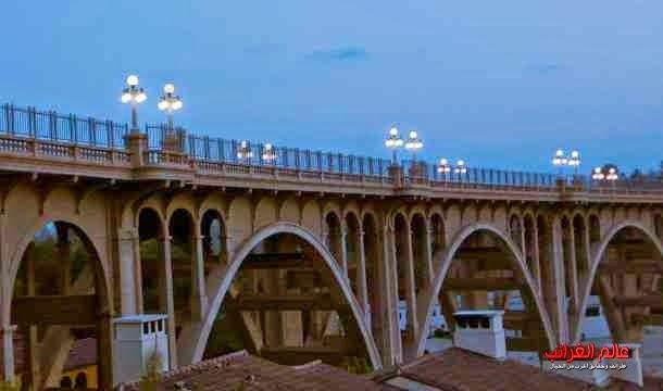 جسر شارع كولورادو