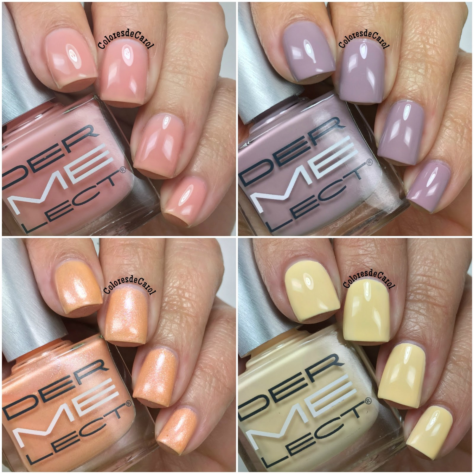 Dermelect Peptide Infused Nail Color | Best Hairstyles 2018