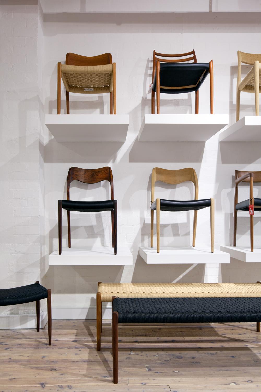 Daily imprint interviews on creative living great dane for Dane design furniture