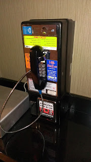 classic pay phone