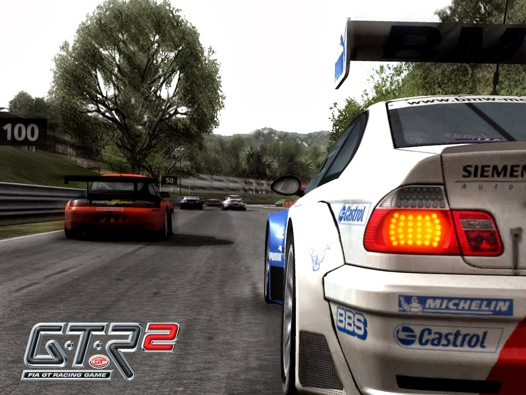 GTR 2 Reloaded Full Crack Terbaru cover