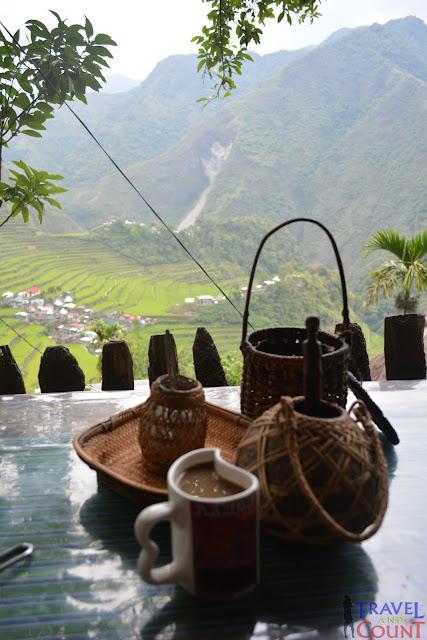 Coffee Break at Ramon's Homestay