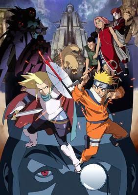 Gekijouban Naruto: Dai Gekitotsu! Maboroshi no Chitei Iseki