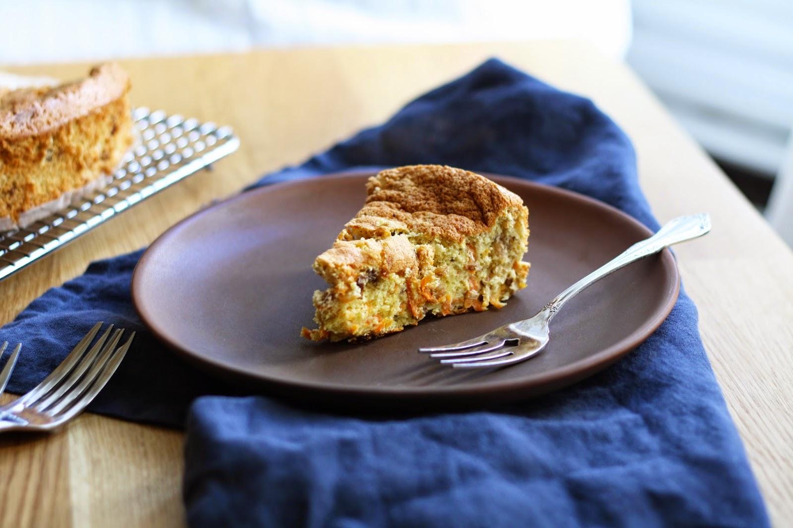 Passover Carrot Cake | Sevengrams
