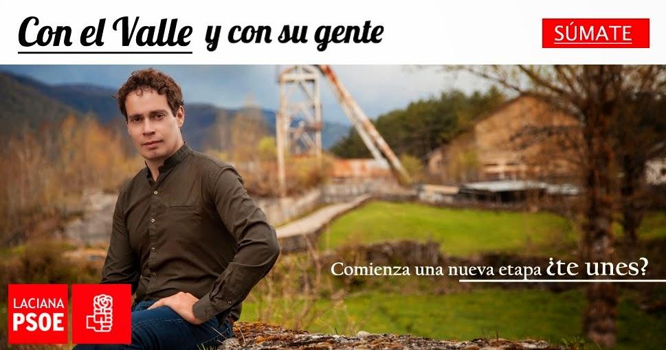 ...:: Agrupación Socialista LACIANA - COMARCA ::...