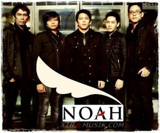 Lirik Lagu Noah - Tak Lagi Sama [ www.BlogApaAja.com ]