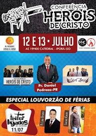 12,13|Julho| Iporá/GO