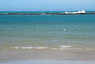 Praia em Maceió - AL