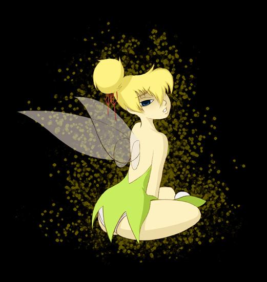 Tinker Bell por akisiL