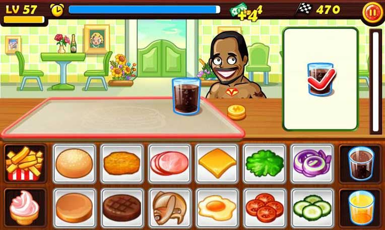 Star Chef game