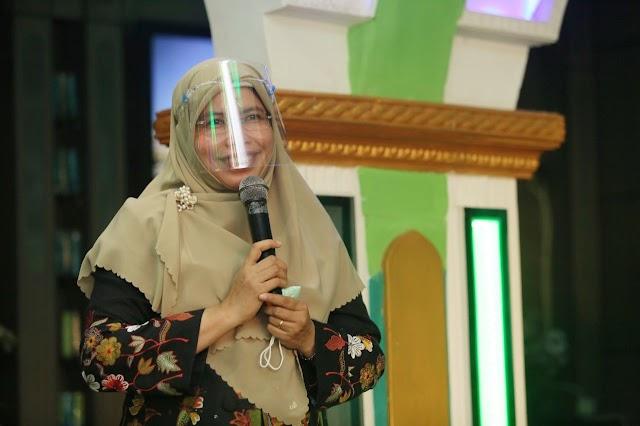 Siti Muntamah: Cegah Stunting dengan Disiplin Sanitasi