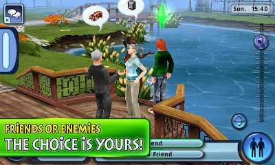 The Sims™ 3 V1.0.46 Apk and Data