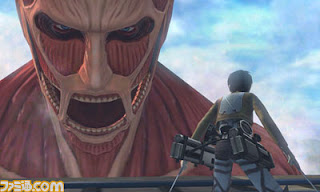 Attack on Titan: The Last Wings of Humanity - Nintendo 3DS