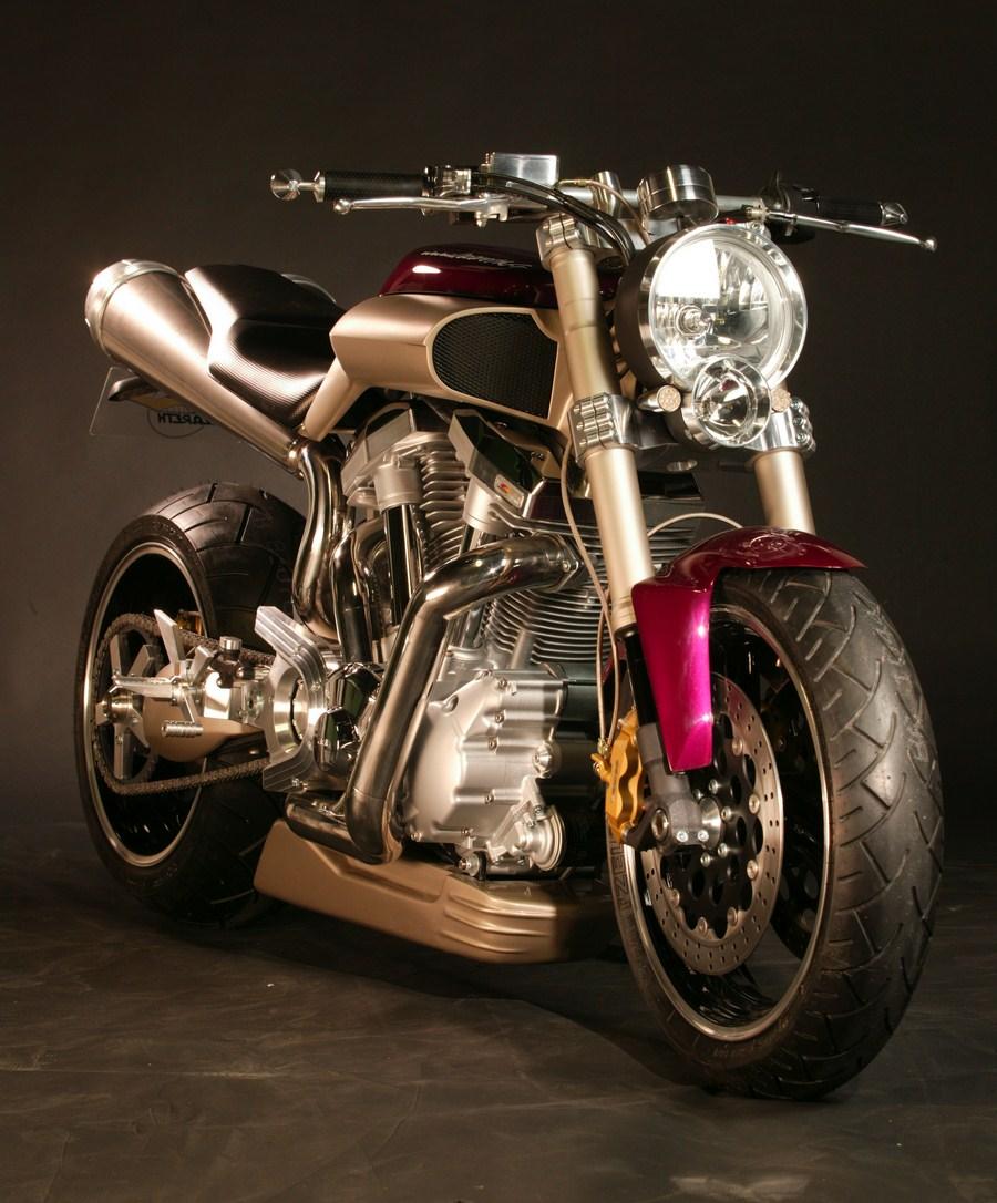 Racing Cafè: Yamaha Wild Star 1600 By Lazareth