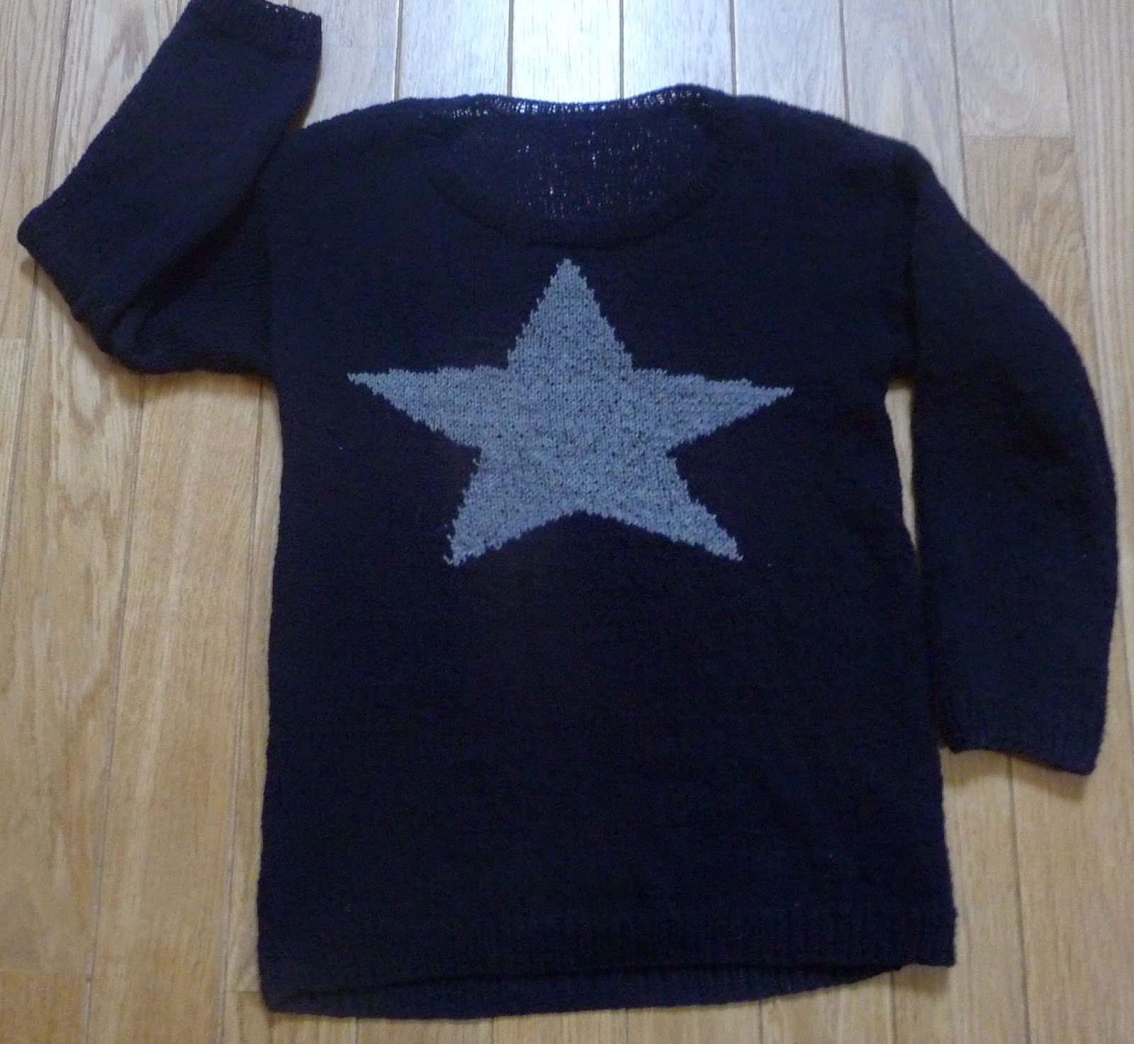 star sweter