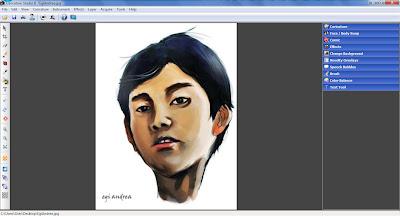 Caritur Studio 3.6 [Software Pembuat Caricatur]