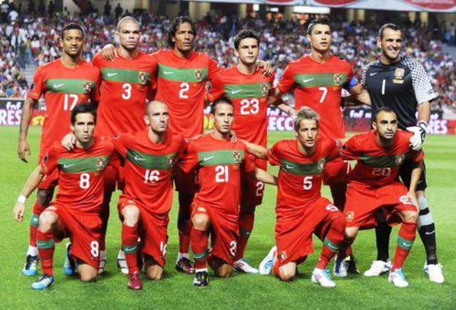Daftar Pemain Skuad Tim Portugal Di Euro 2012 [ www.BlogApaAja.com ]