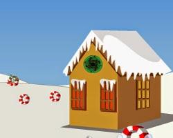 Solucion Snow House Escape
