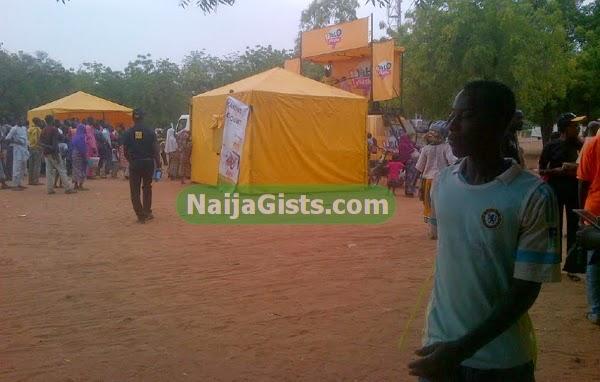 ... Free T-Shirts & Promo Materials At Usmanu Danfodiyo University Sokoto