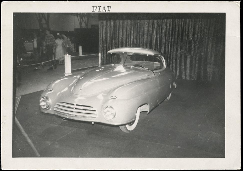 motor life.blog: New York City Auto Shows 1952-56