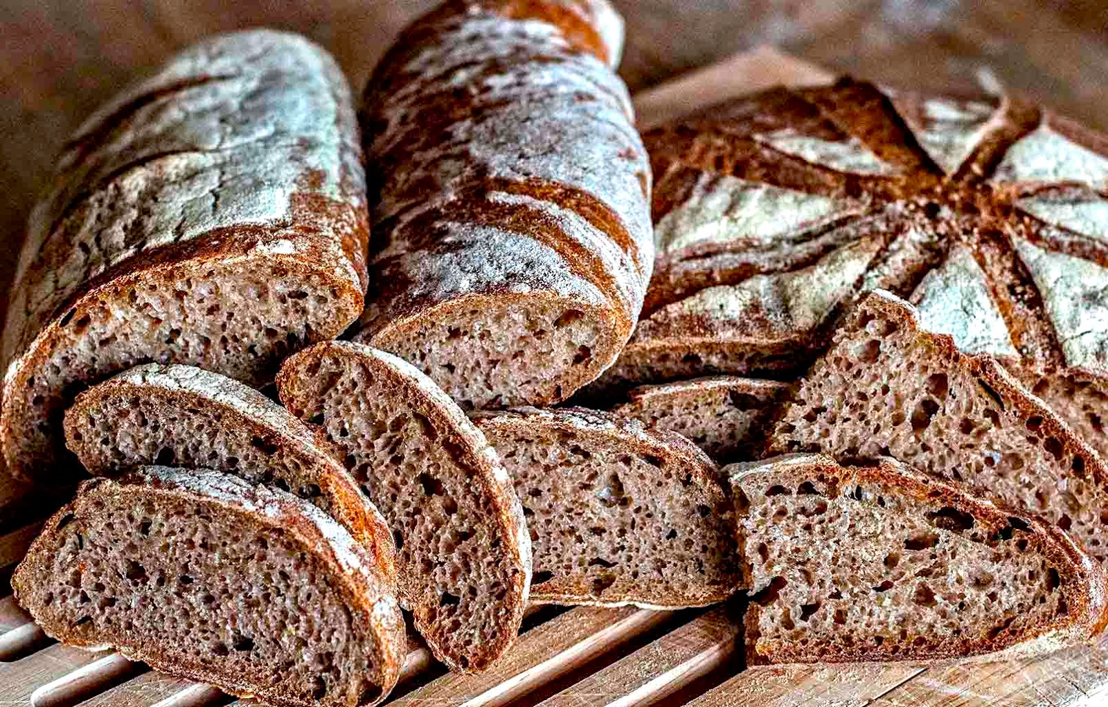 German Bread Names Bread For a German Knight