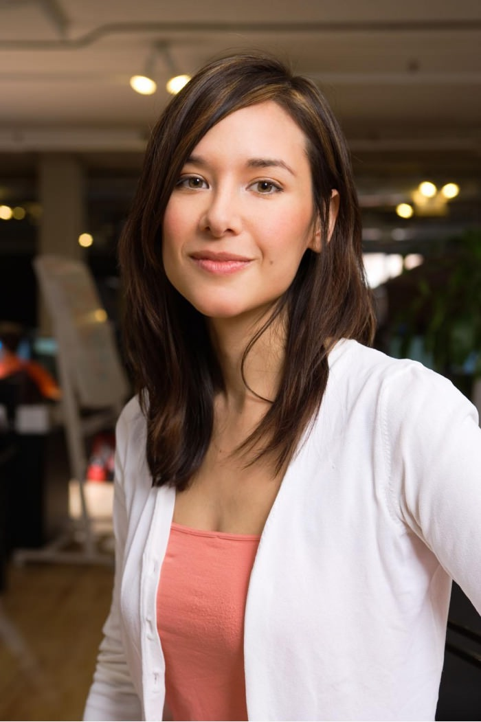 She Is The Girl Who Developed Assassin's Creed I And II