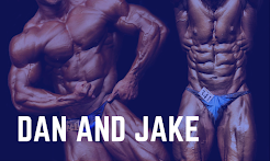 MUSCLE FICTION STORY: DAN AND JAKE