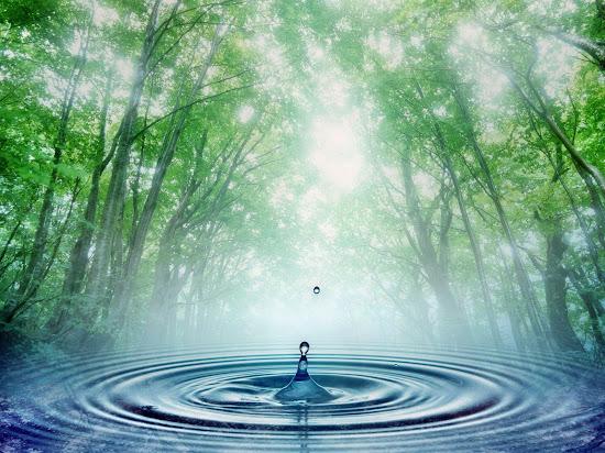 que significa soñar con agua
