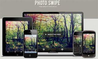 PhotoSwipe - Image Gallery for Mobile and Touch Devices